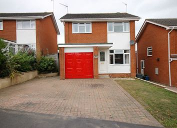 Thumbnail 3 bed detached house for sale in Southern Wood, Exmouth
