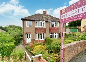 3 bed semi-detached house for sale in Parkstone Delph, Charnock, Sheffield S12