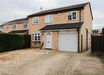 Thumbnail 4 bedroom detached house for sale in Dunsberry, Bretton, Peterborough