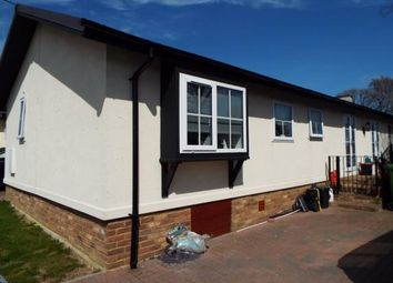 Thumbnail 2 bedroom mobile/park home for sale in Friars Close, Pilgrims Retreat, Harrietsham, Maidstone