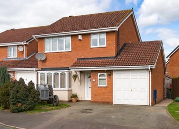 Thumbnail 3 bed detached house for sale in Deepfields, Shrewsbury
