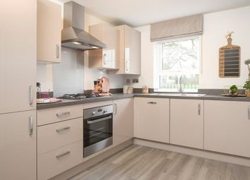 "Thumbnail 3 bed semi-detached house for sale in ""Folkestone"" at Dryleaze, Yate, Bristol"