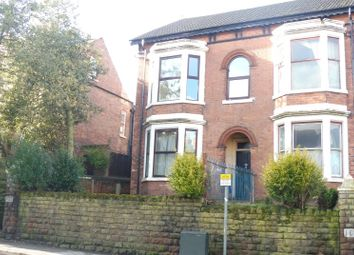 Thumbnail 8 bed semi-detached house for sale in Nottingham Road, Nottingham, Nottinghamshire