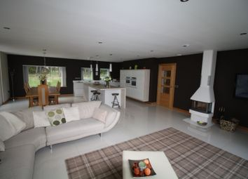 Thumbnail 5 bed detached house for sale in Maverston, Urquhart