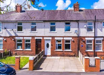 Thumbnail 3 bed terraced house for sale in Dakins Road, Leigh, Lancashire