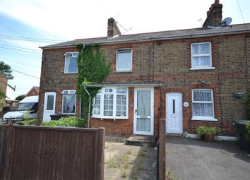 Thumbnail 2 bed terraced house to rent in Notley Road, Braintree