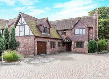 Thumbnail 5 bedroom detached house for sale in The Grove, Buckden, St. Neots