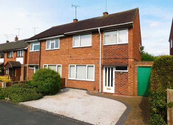 Thumbnail 3 bed semi-detached house for sale in Dryden Crescent, Highfields, Stafford