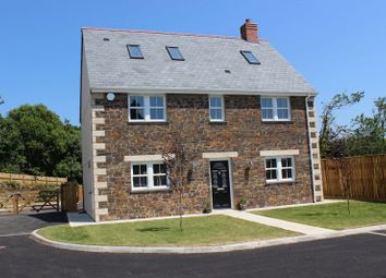 Thumbnail 5 bed detached house for sale in Hewas Water, St. Austell