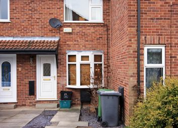Thumbnail 2 bed terraced house to rent in Invicta Court, York