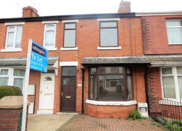 Thumbnail 3 bed terraced house to rent in Owston Road, Carcroft, Doncaster, South Yorkshire