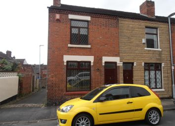 Thumbnail 2 bedroom end terrace house for sale in Wade Street, Burslem, Stoke-On-Trent