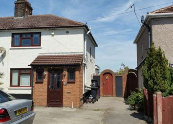 Thumbnail 3 bed end terrace house to rent in Templer Avenue, Grays