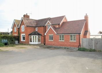 Thumbnail 3 bed semi-detached house for sale in Honeybourne Road, Bickmarsh, Bidford-On-Avon, Alcester