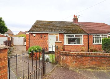 Thumbnail 2 bed semi-detached bungalow for sale in Carden Avenue, Swinton, Manchester