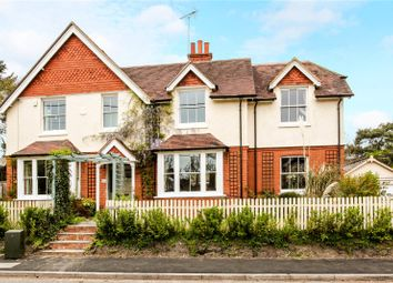 Thumbnail 5 bed detached house for sale in Mill Lane, Yateley