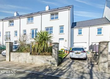 Thumbnail 5 bed town house for sale in Kensington Gardens, Haverfordwest, Pembrokeshire