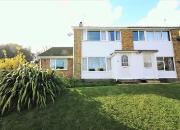 Thumbnail 4 bed semi-detached house for sale in Furzedale Park, Hythe, Southampton
