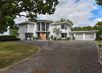 Thumbnail 4 bed detached house for sale in Sinah Lane, Hayling Island, Hampshire