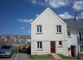 Thumbnail 3 bed end terrace house to rent in Hellis Wartha, Helston, Cornwall