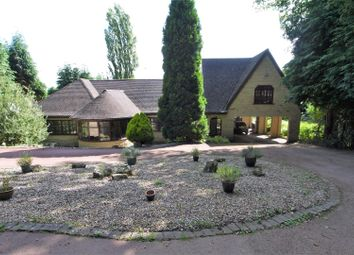 Thumbnail 5 bed detached house for sale in Top Road Hardwick Wood, Chesterfield