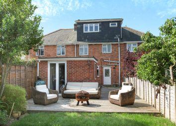 Thumbnail 3 bedroom terraced house for sale in Nursling Street, Nursling, Southampton