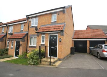 Thumbnail 3 bed semi-detached house to rent in Godber Close, Giltbrook, Nottingham