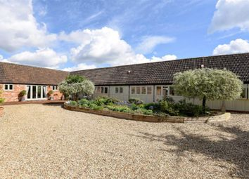 Thumbnail 5 bed barn conversion for sale in High Penn, Calne