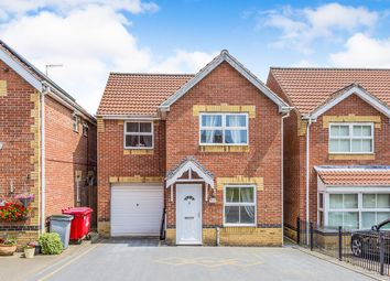 Thumbnail 3 bed detached house for sale in Madison Court, Stoke-On-Trent