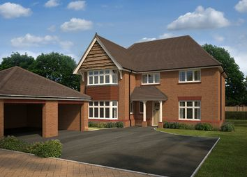 """Thumbnail 4 bed detached house for sale in """"Balmoral"""" at Sopwith Road, Warfield, Bracknell"""