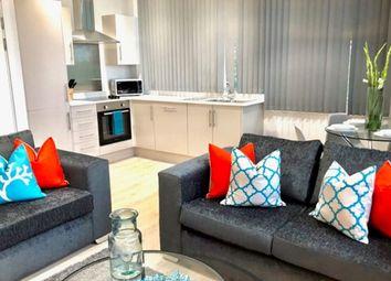 Thumbnail 1 bed flat to rent in Nobel Drive Harlington, West Drayton