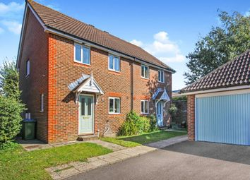 Thumbnail 3 bedroom semi-detached house to rent in Leonard Way, Horsham