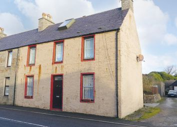 Thumbnail 3 bed end terrace house for sale in Main Street, Castletown