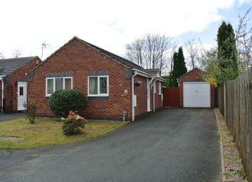 Thumbnail 2 bed detached bungalow for sale in Trench Close, Trench, Telford, Shropshire.