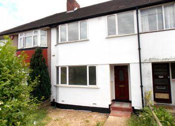 Thumbnail 3 bed terraced house to rent in Long Elms, Harrow Weald, Harrow