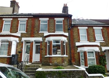 Thumbnail 3 bedroom terraced house to rent in Nightingale Road, Dover