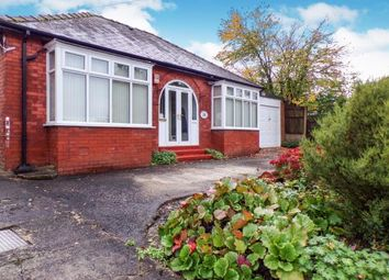 Thumbnail 2 bed bungalow for sale in Station Road, Woodley, Stockport, Cheshire