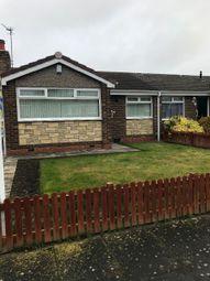Thumbnail 2 bedroom bungalow to rent in Crofthead Drive, Cramlington