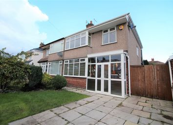Thumbnail 3 bed semi-detached house for sale in Melbreck Road, Mossley Hill, Liverpool, Merseyside