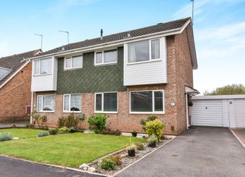Thumbnail 3 bed semi-detached house for sale in Amberley Green, Great Barr, Birmingham