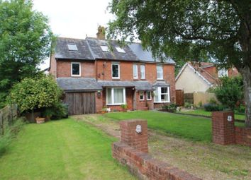 Thumbnail 4 bed semi-detached house for sale in Netherhampton, Salisbury, Wilts