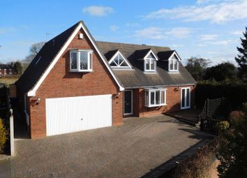 Thumbnail 4 bed detached house for sale in Mossley Court, The Rank, Gnosall, Stafford