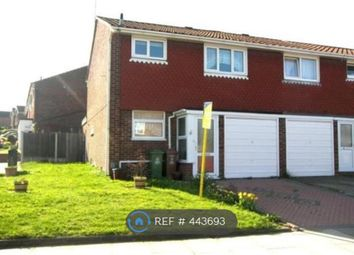 Thumbnail 4 bed semi-detached house to rent in Arran Close, Erith