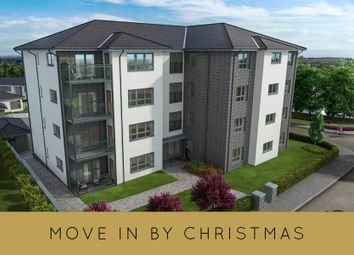 "Thumbnail 3 bed flat for sale in ""The Ashmere"" at Old Bothwell Road, Bothwell, Glasgow"