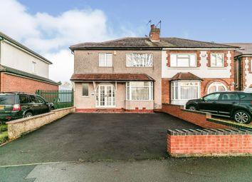 3 bed semi-detached house for sale in Horse Shoes Lane, Sheldon, Birmingham B26