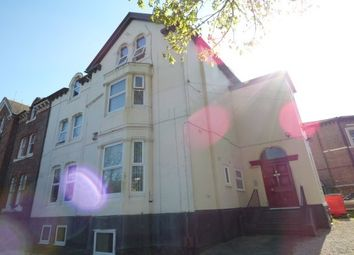 Thumbnail 1 bedroom flat to rent in 53 Shrewsbury Road, Prenton