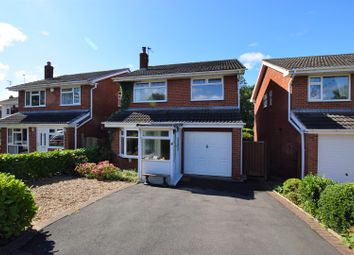 Thumbnail 4 bed detached house for sale in Greenfields Drive, Little Neston