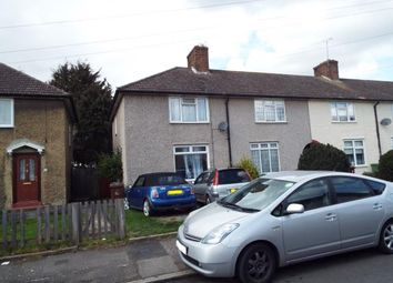 Thumbnail 2 bedroom end terrace house for sale in Studley Road, Dagenham