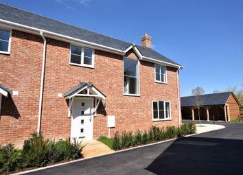 Thumbnail 3 bed semi-detached house to rent in Bentley Industrial Centre, Bentley, Farnham