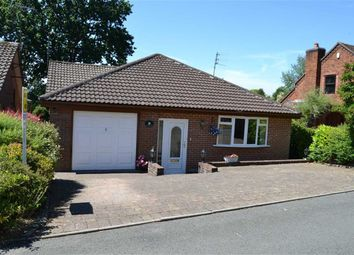 Thumbnail 2 bed detached bungalow for sale in Sandybrook Close, Leek